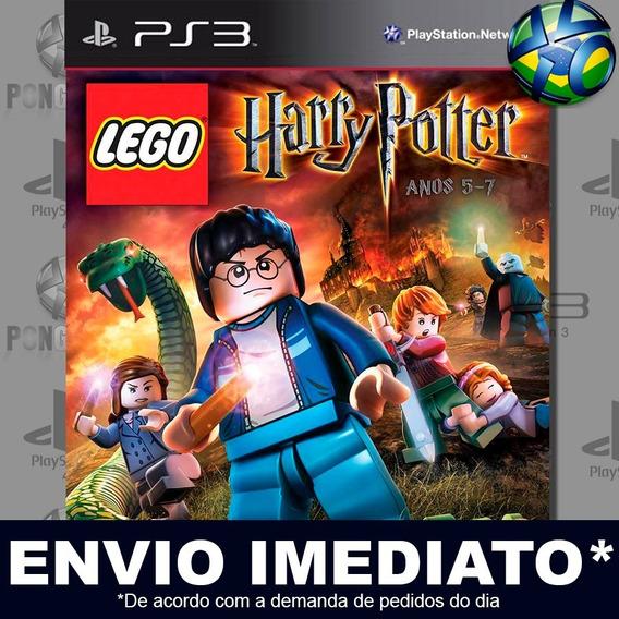 Lego Harry Potter Years 5 7 Ps3 Psn Jogo Em Promoção Play 3