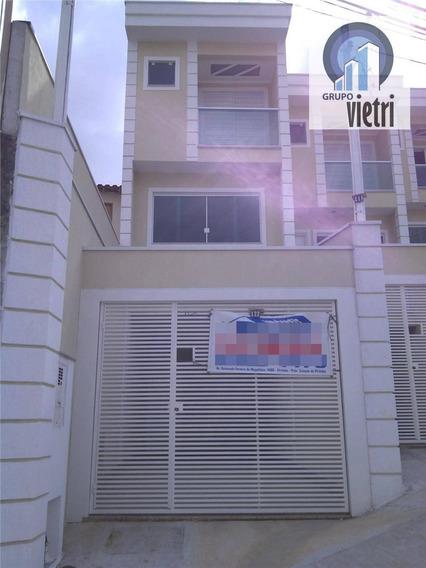 Sobrado Residencial À Venda, Vila Mirante, São Paulo. - So0763