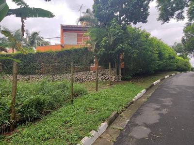 Terreno Em Excelente Condomínio Na Granja Viana. - Te8884