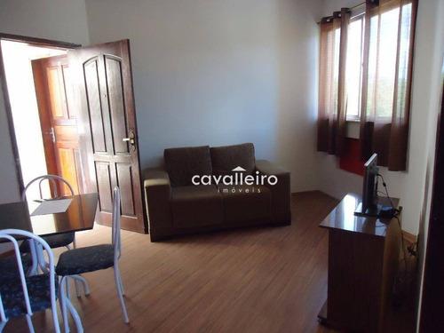 Imagem 1 de 15 de Apartamento Residencial À Venda, Mumbuca, Maricá. - Ap0159