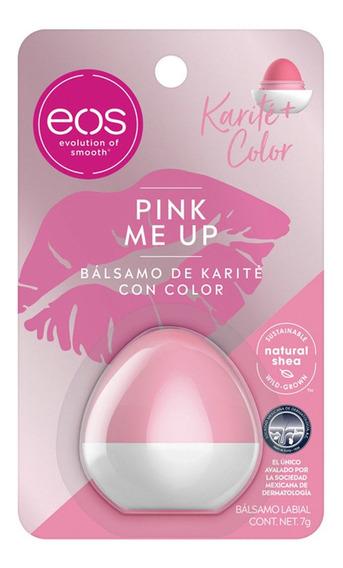 Balsamo Labial Colección Sea Shade Pink Me Up Cont. 7g Eos