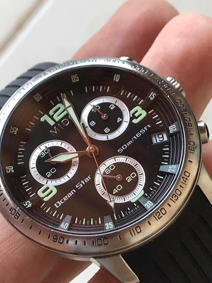 Mido Ocean Star Chrono Quartz