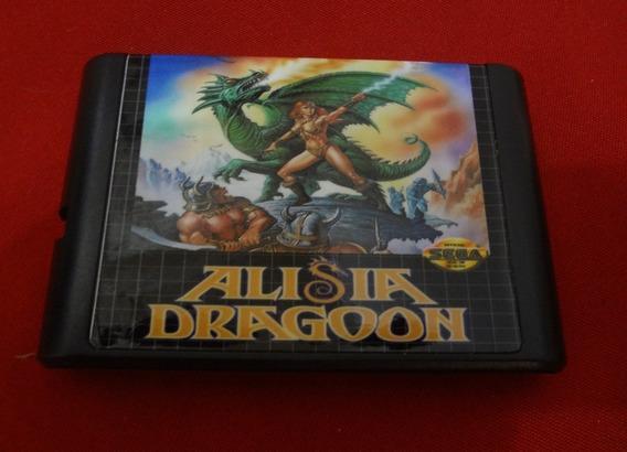 Alisia Dragoon Mega Drive (paralelo Novo)