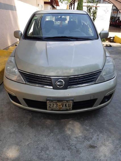 Nissan Tiida 1.8 Emotion Mt 2008
