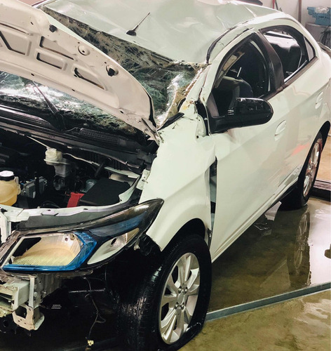 Sucata Para Venda De Peças Chevrolet Prisma Ltz 2015