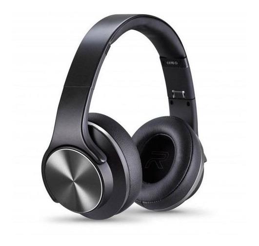 Headphone Xtrax Duo Bt Black, Fm/nfc/msd - Preto