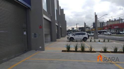 Imagem 1 de 6 de Salão Para Alugar, 155 M² Por R$ 8.000,00/mês - Centro - São Bernardo Do Campo/sp - Sl0040