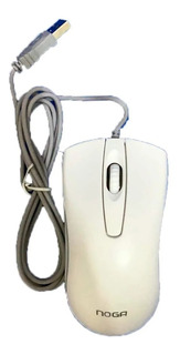 Mouse Gamer Retroiluminado Led Con Cable Usb Noga St-900
