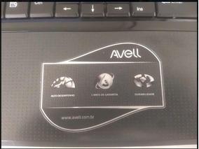 Notebook Avell Processador I7 12gb
