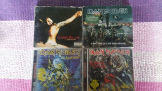 Discos Iron Maiden,marilyn Manson