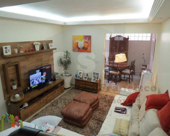 Sobrado De 128m² 3 Dormitórios Vila São Francisco - Ca04541 - 34697450