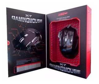 Mouse Gamer Weibo X7