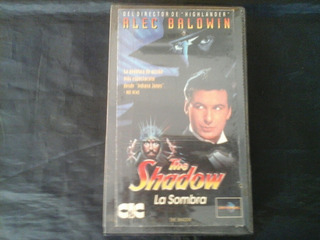 Pelicula: La Sombra (the Shadow)