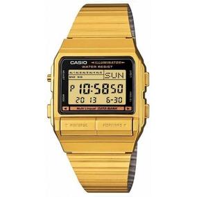 Relógio Masculino Casio Data Bank Digital Db-380g-1df
