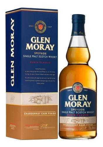 Imagen 1 de 1 de Glen Moray Chardonnay Cask Finish 700 Ml