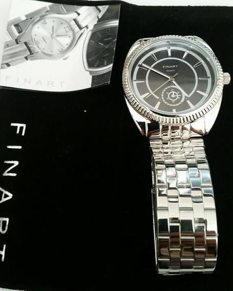 Reloj Mars Finart Caballero Envio Gratis