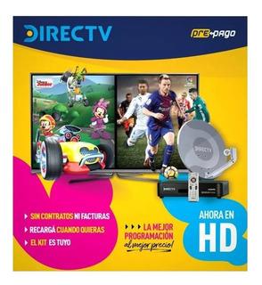 Antena Directv Prepago 46cm