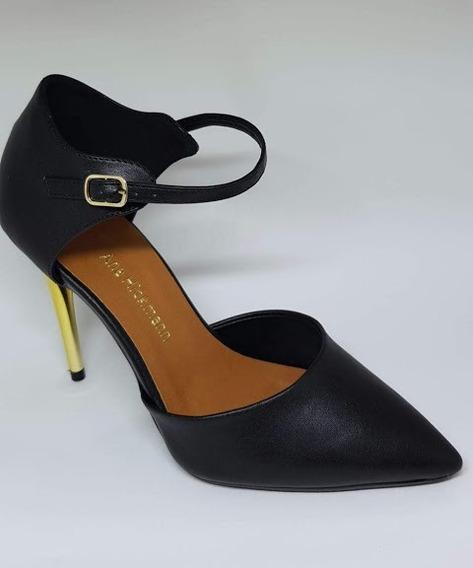 Sapatos Femininos Scarpins Ana Hickman Salto Agulha