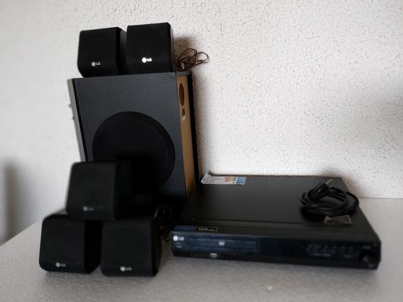 Dvd Home Theater Sistem Modelo Ht302sd Completo