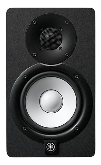 Monitor Ativo De Referência Yamaha Estúdio Hs5 Preto Ap0341