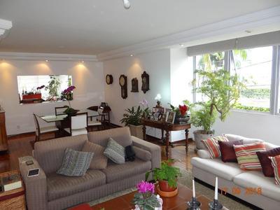 Apartamento Em Jardim Paulista, São Paulo/sp De 221m² 4 Quartos À Venda Por R$ 1.600.000,00para Locação R$ 5.000,00/mes - Ap254087lr