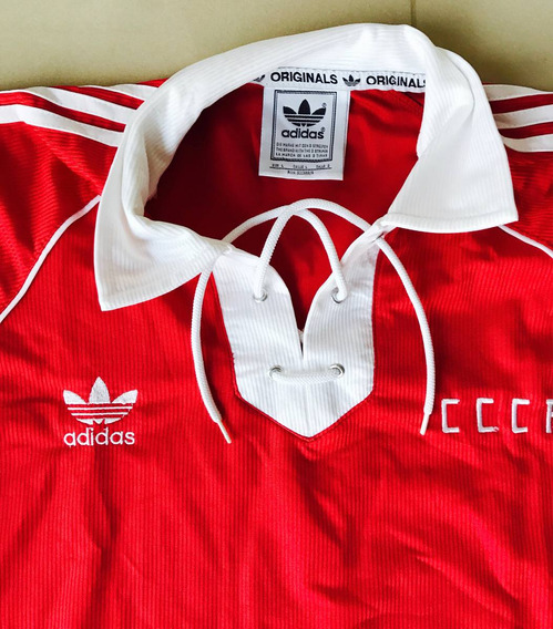 Camiseta adidas De La Cccp