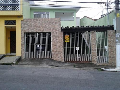 Casa Residencial À Venda, Vila Boaçava, São Paulo. - Ca0991