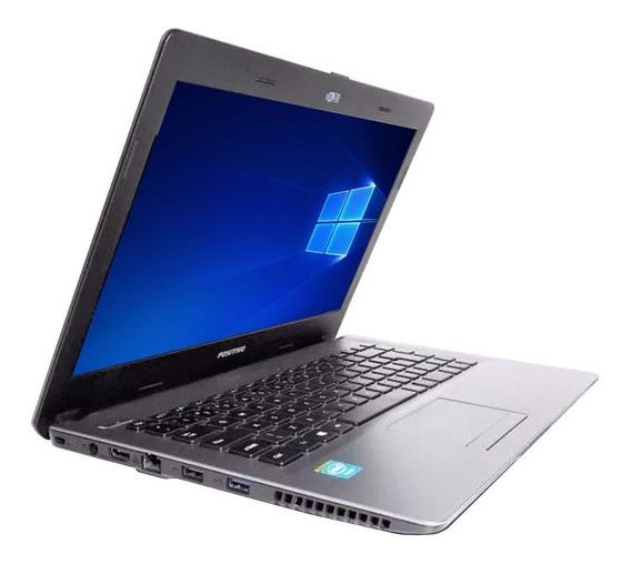 Notebook Positivo N30i Intel Dual Core 8gb Hd 160gb Seminovo