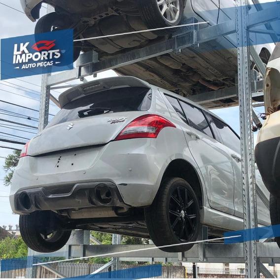 Sucata Suzuki Swift Sport Para Retirada De Peças