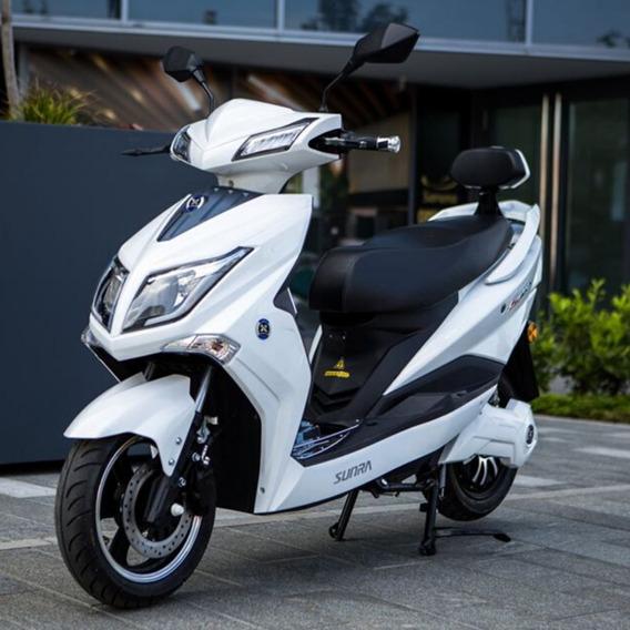 Moto Scooter Eléctrico Sunra Hawk 3000 Watts + Envío Gratis