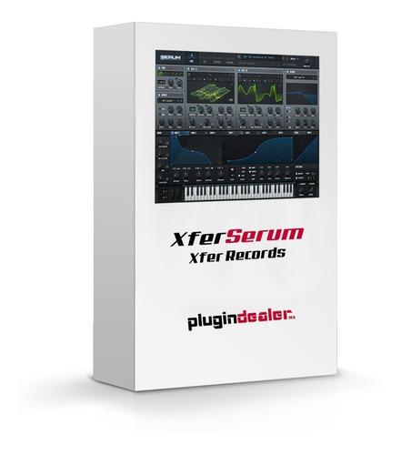 Xfer Serum + Presets |  Vst Au Aax | Win Mac
