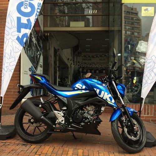 Suzuki Gsx-s 150 2022 - Financiable