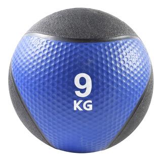 Pelota Con Peso 9 Kg Funcional Medicine Ball Con Pique