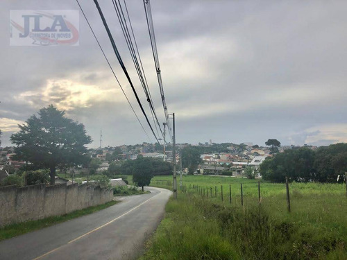 Imagem 1 de 4 de Área Zr-2 Com 18.470 M² Por R$ 14.900.000 - Uberaba - Curitiba/pr - Ar0028