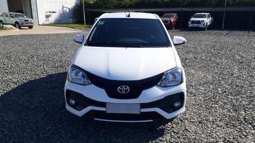 [merc] Toyota - Etios Xls 6mt 5p 1.5 N 2020