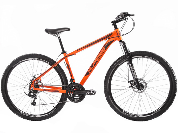 Bicicleta Alfameq Supreme Aro 29 Freio A Disco 21 Marchas