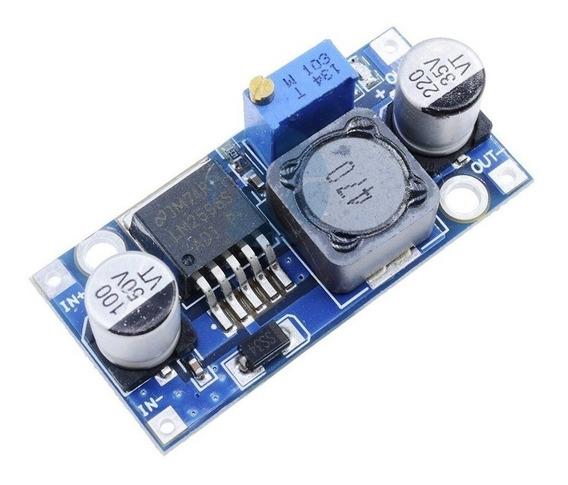 Regulador Tensão 3a Lm2596 Step-down Arduino Pic Raspberry