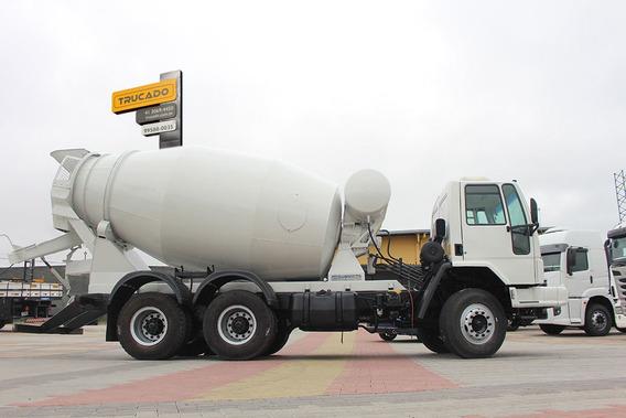 Ford Cargo 2628 6x4 Betoneira = Mb 2726 Vw 31320 Vm 260