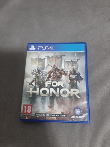 For Honor - Usado Ps4