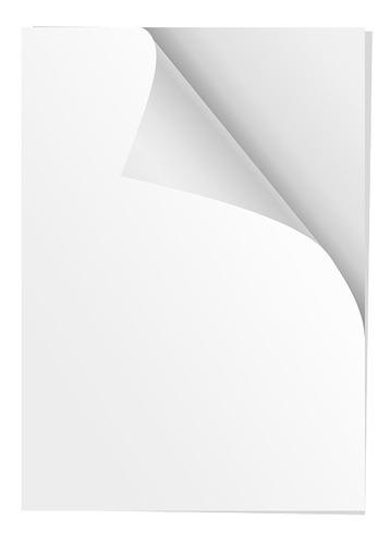 100 Hojas Adhesivo Bond Tamaño Carta