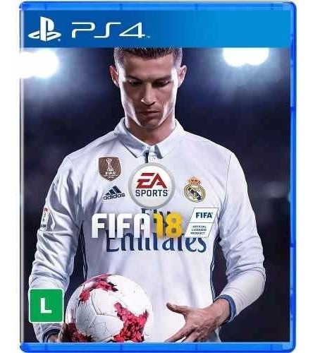 Game Fifa 18 Ps4