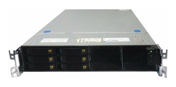 Servidor Drbgp Emc 12x Sff Intel S2600gl 2x Xeon 6c/12t 32gb