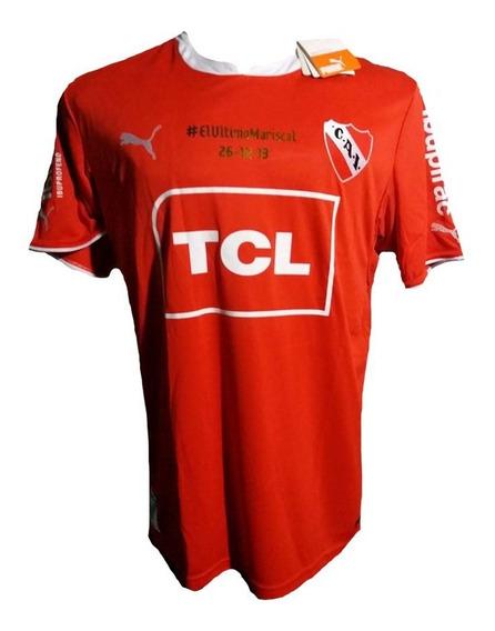 Camiseta De Independiente 2013 Despedida De Milito Puma
