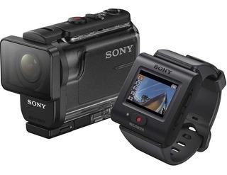 Cámara De Acción Sony Hdr-as50r Con Control Nueva Y Sellada