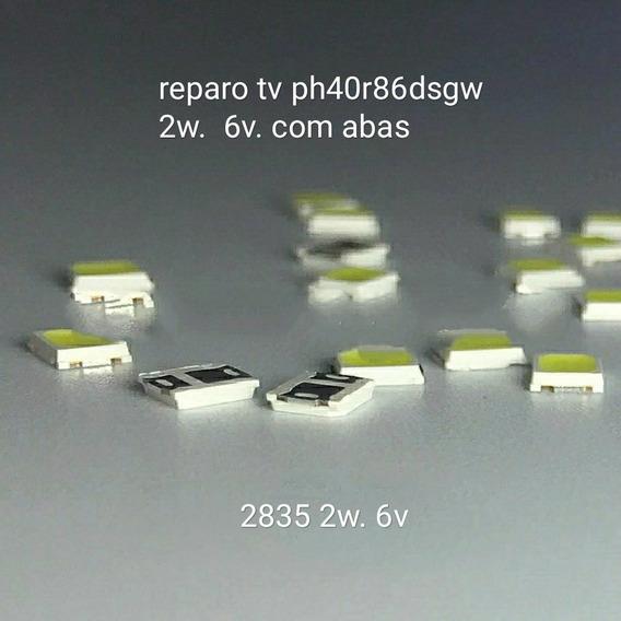 Kit C/60 Und Reparo Da Tv Philco Ph40r86dsgw 2835