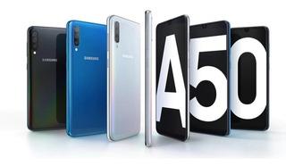 Samsung Galaxy A50 4gb 64gb Ram Dual Sim Libre De Fabrica