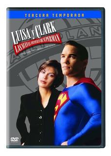 Luisa Y Clark Temporada 3 Dvd