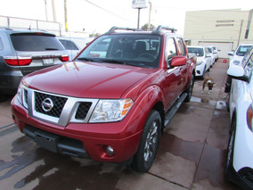Nissan Frontier 2017 Pro-4x V6 4x4 At Impecable 1 Dueño !!!