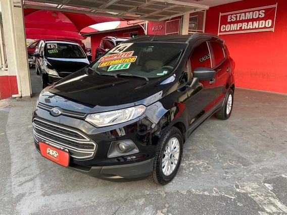 Ford Ecosport Se 2.0 Flex Automatica 2014 Preta
