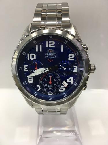Reloj Orient Acero Hombre Fkv01002d0 Original